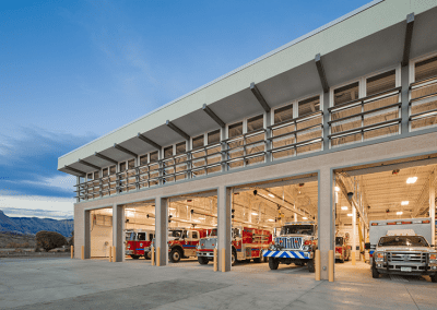 DeBeque Fire Station